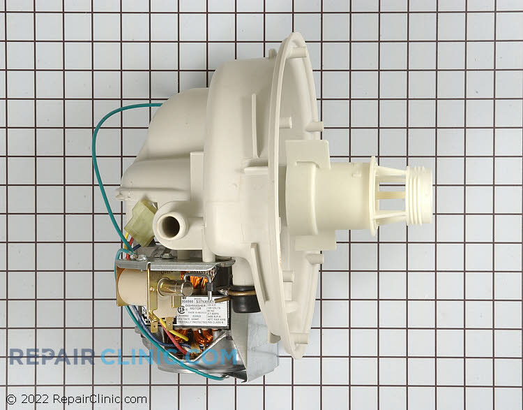 Pump and Motor Assembly 6-905330 Alternate Product View