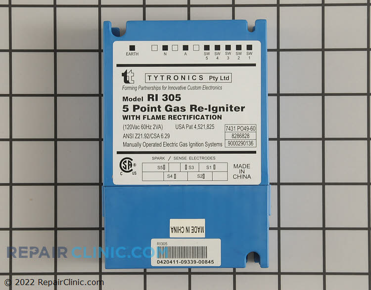 Spark Module WP8286828 Alternate Product View