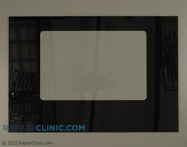 Outer Door Glass WPW10118455 Alternate Product View