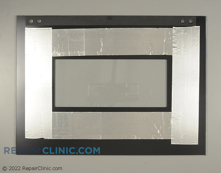 Outer Door Glass W10401225 Alternate Product View
