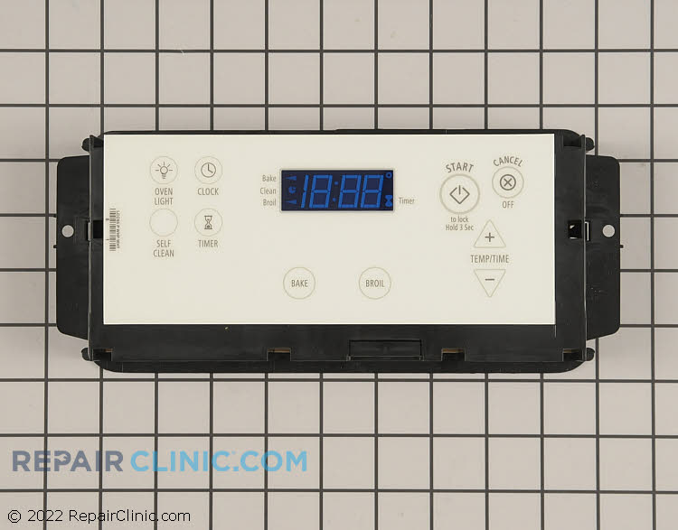 Oven Control Board WPW10173537 Alternate Product View