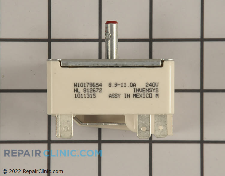 Surface Element Switch WPW10179654 Alternate Product View