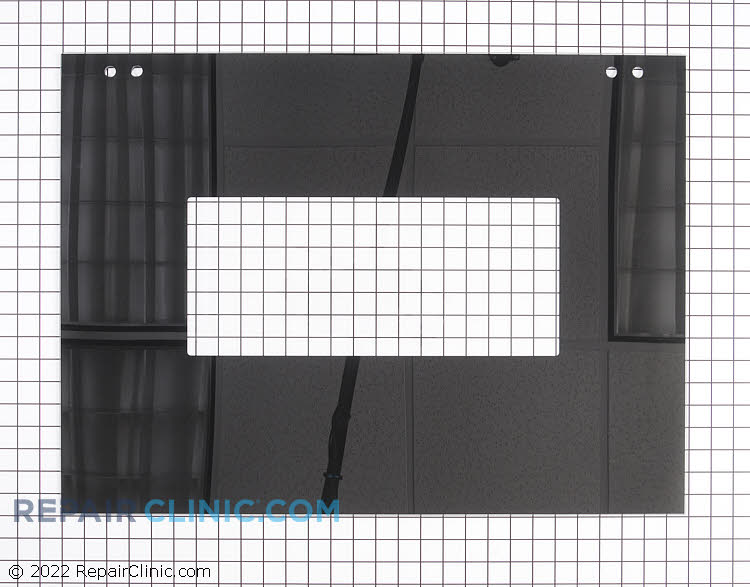 Outer Door Glass WPW10200754 Alternate Product View
