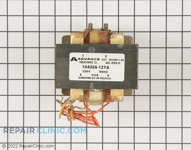 High Voltage Transformer 59004040        Alternate Product View