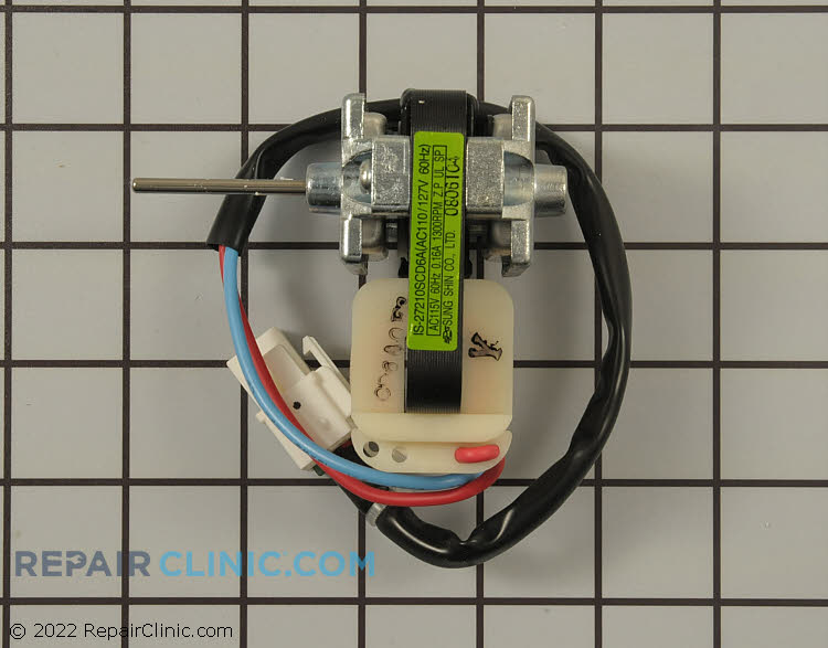 Condenser Fan Motor DA31-00103A Alternate Product View