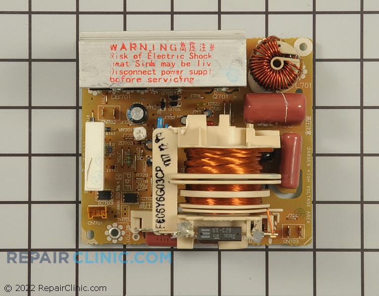 Inverter board - Item Number F606Y6G00CP