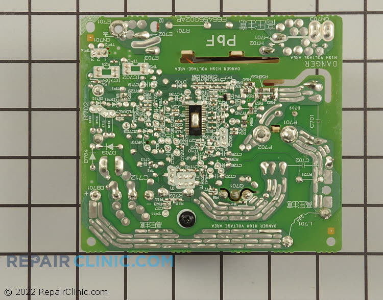 Inverter Board F606Y6G00CP Alternate Product View
