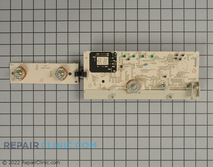 Main Control Board WH12X10404 Alternate Product View