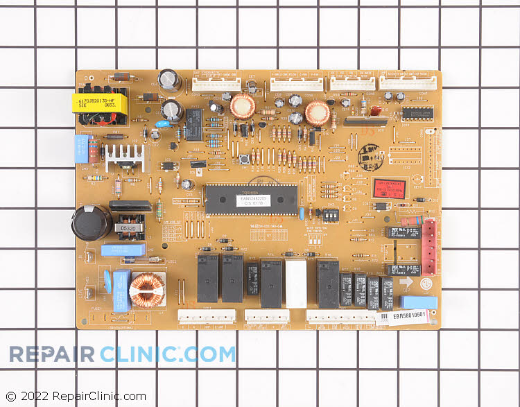 Main Control Board EBR58010501 Alternate Product View
