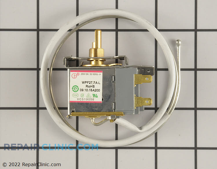 Temperature Control Thermostat WR50X10085 Alternate Product View