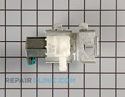 Water Inlet Valve - Part # 1481085 Mfg Part # WPW10158389