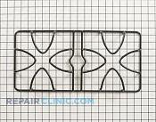 Burner Grate - Part # 1481546 Mfg Part # WPW10180089