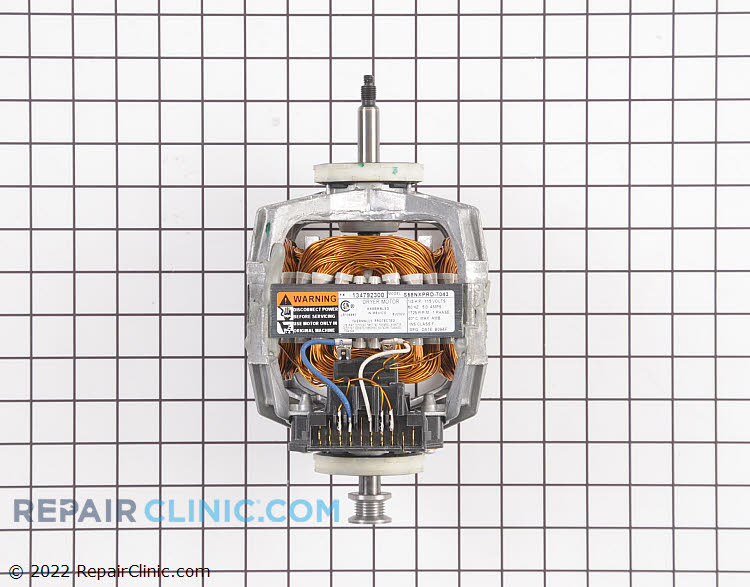 Drive Motor 137116000       Alternate Product View