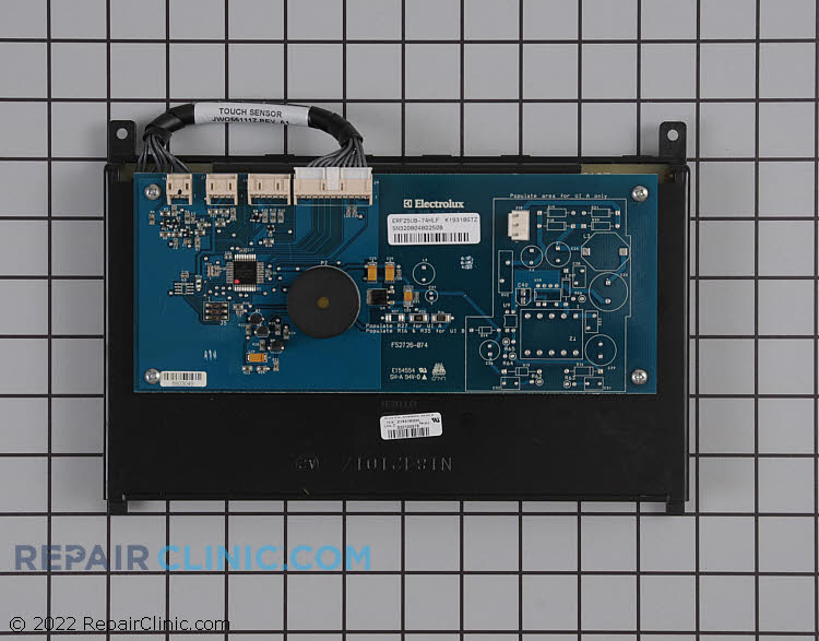 User Control and Display Board 241836003       Alternate Product View