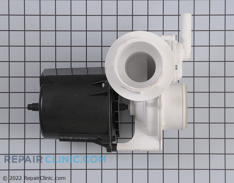 Pump and Motor Assembly WPW10247394 Alternate Product View