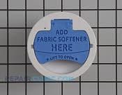 Fabric Softener Dispenser - Part # 1491395 Mfg Part # WH43X10039