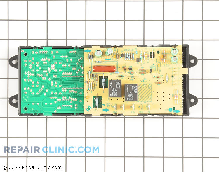 Oven Control Board WP5701M382-60 Alternate Product View
