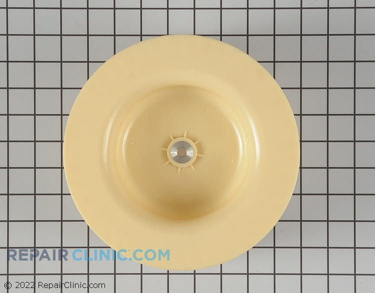 Blower Wheel AC-0600-10 Alternate Product View