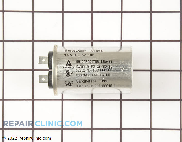 Capacitor 2501-001045 Alternate Product View