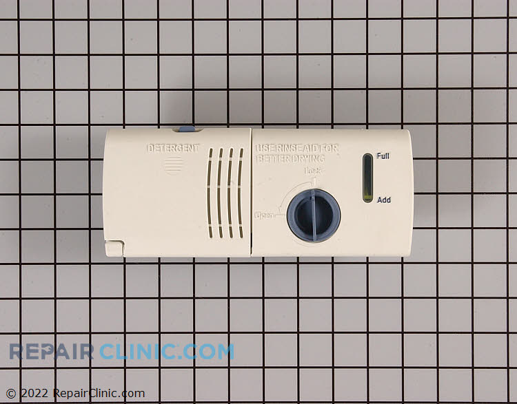 Detergent Dispenser WPW10224428 Alternate Product View