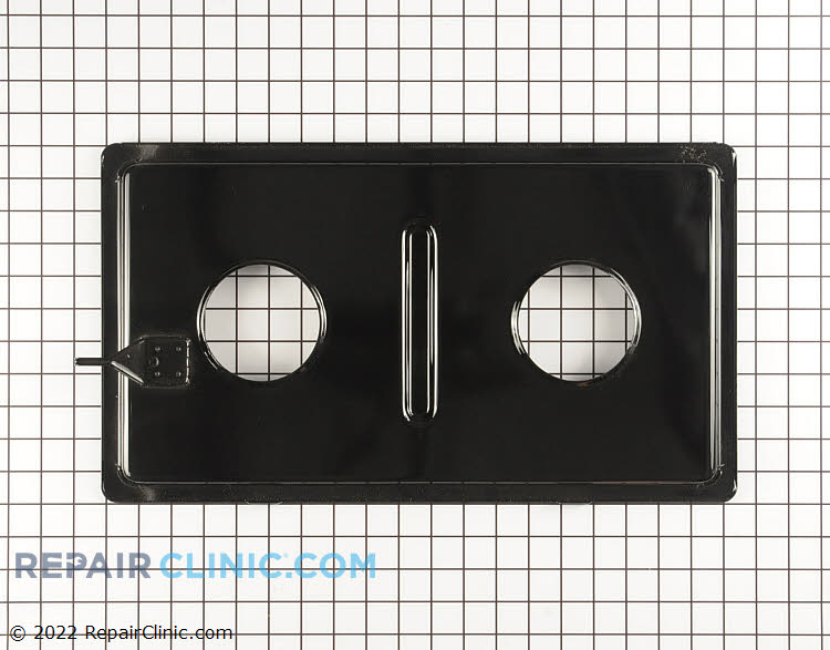 Burner Drip Pan 3401X055-09     Alternate Product View