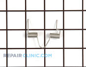 Dispenser Door Spring - Part # 1515174 Mfg Part # WPW10224328