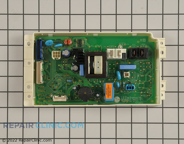 Main Control Board EBR33640907 Alternate Product View