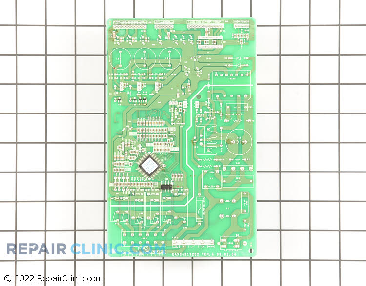 Main Control Board EBR34917110     Alternate Product View