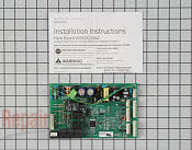 Main Control Board - Part # 4512753 Mfg Part # WR55X10942P
