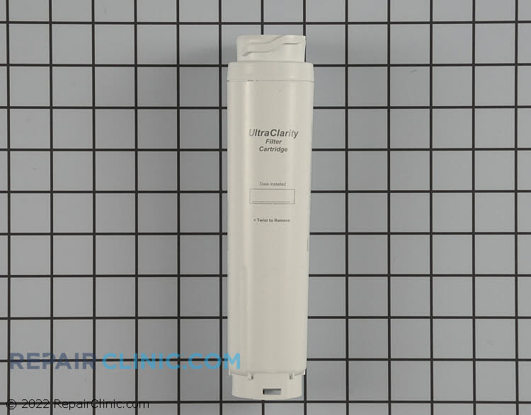 Bosch water filter reduces contaminants in household water including chlorine and lead. Replace filter every 6 months for optimal performance.