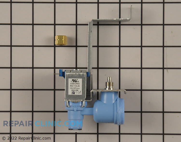 Water Inlet Valve DA62-00930A Alternate Product View