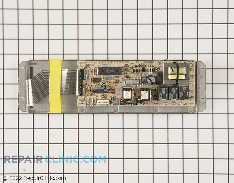 Oven Control Board WP5760M301-60 Alternate Product View