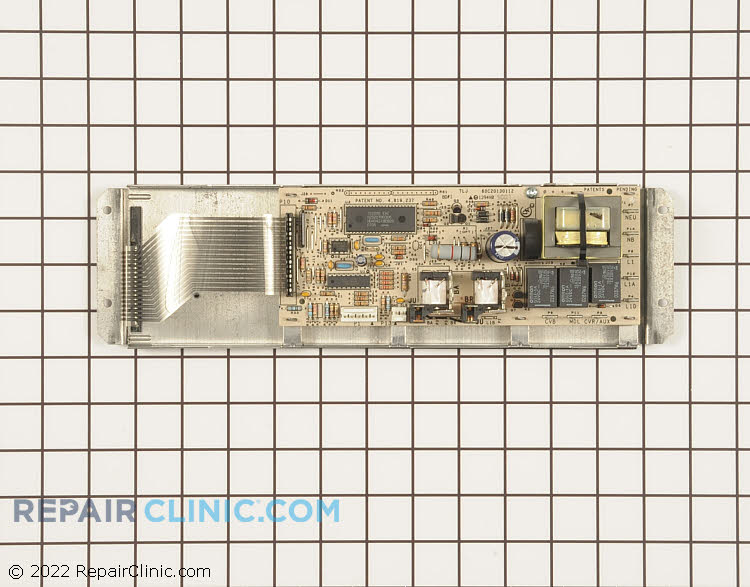 Oven Control Board WP5760M302-60 Alternate Product View