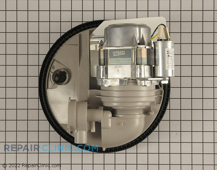 Pump and Motor Assembly WPW10780877 Alternate Product View