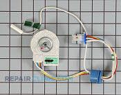 Evaporator Fan Motor - Part # 1550741 Mfg Part # WR60X10307