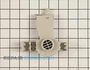 Water Inlet - Part # 1551532 Mfg Part # WPW10195536