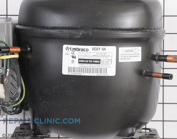 Compressor 5304475104 Alternate Product View
