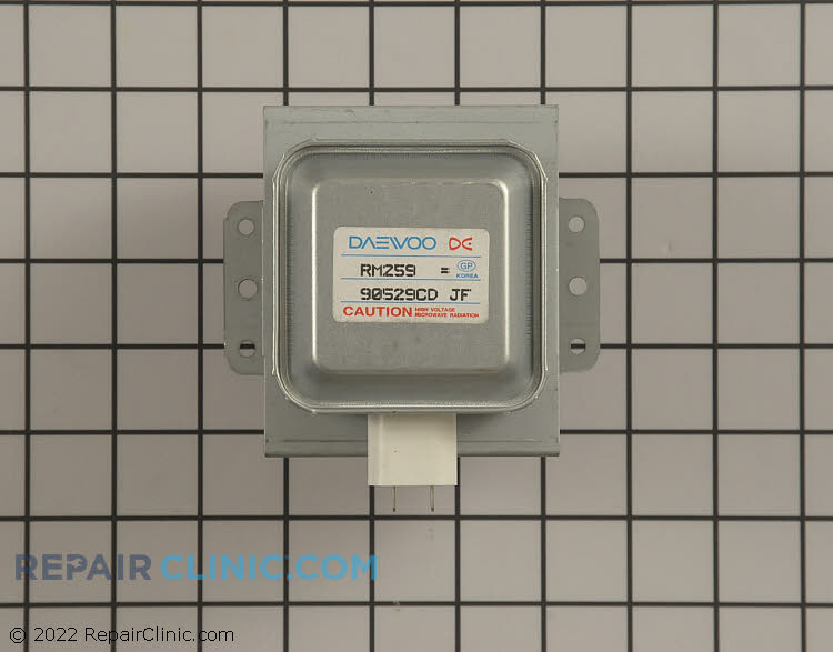 Magnetron 3518003500 Alternate Product View