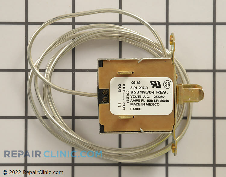 Temperature Control Thermostat 7014660         Alternate Product View