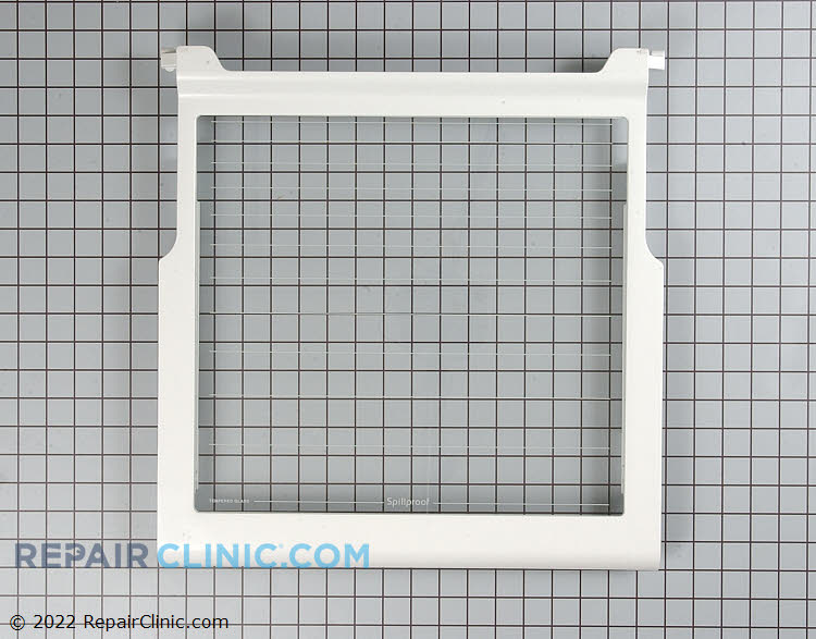 Glass Shelf WPW10276341 Alternate Product View