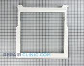 Glass Shelf - Part # 1566982 Mfg Part # WPW10276341