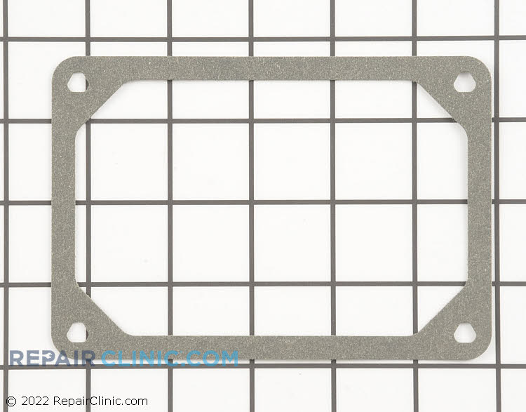 Briggs & Stratton rocker cover gasket. Be sure that all surfaces are clean and dry before installing this gasket. Do not use solvents or gasket sealer on this gasket.