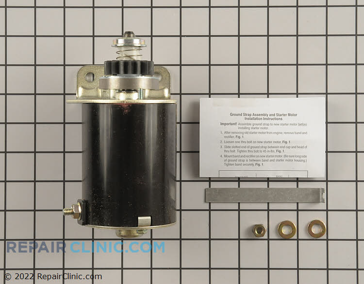 Electric Starter 497595          Alternate Product View