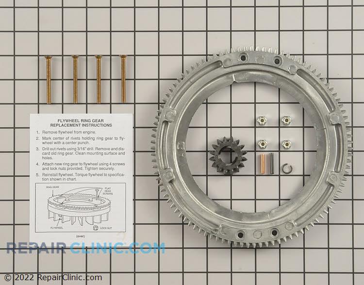 Flywheel Ring Gear 696537          Alternate Product View