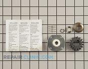 Starter Gear Kit - Part # 1567975 Mfg Part # 696541