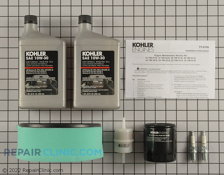 Tune-Up Kit 24 789 02-S Alternate Product View