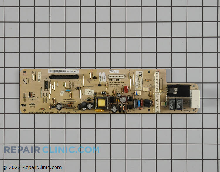 Main Control Board 154757001 Alternate Product View