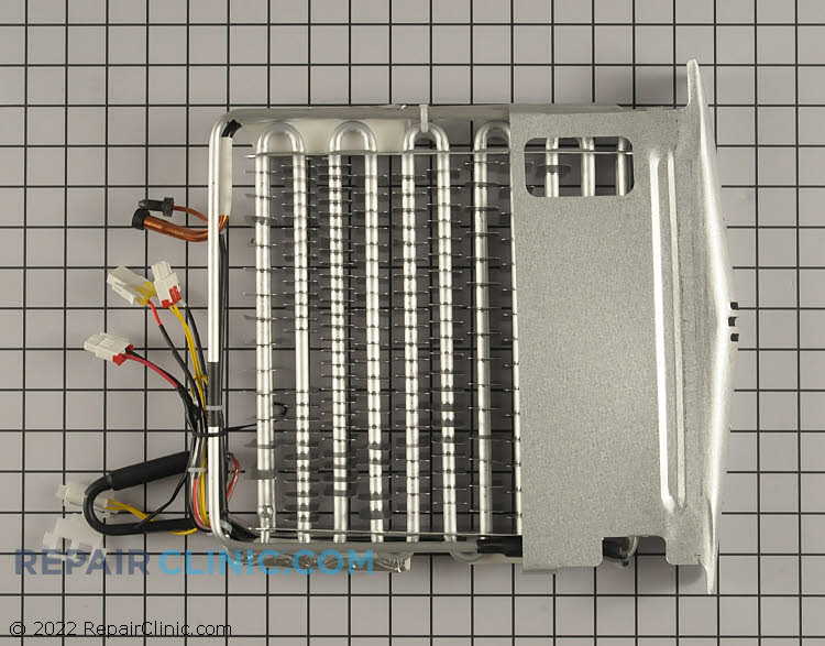Evaporator DA96-00020Q Alternate Product View