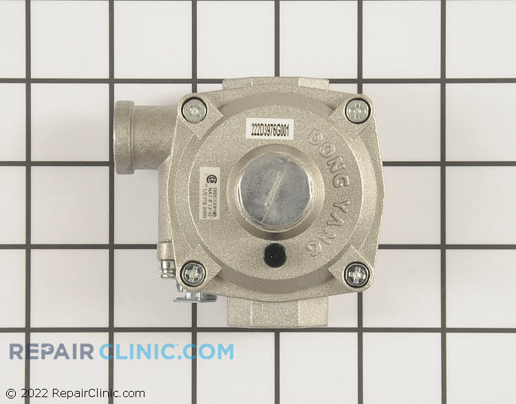 Pressure Regulator WB19K10055 Alternate Product View