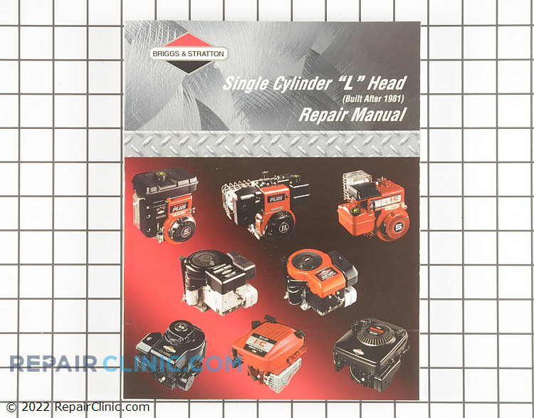 repair manual 270962 repairclinic com rh repairclinic com briggs and stratton repair manual 270962 pdf briggs and stratton repair manual 270962 free